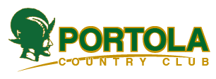 Portola Country Club Logo