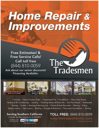 thumbnail of Tradesmen Full Page Color Ad 8.5×11 2018
