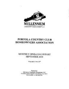 thumbnail of September 2020 financials for members